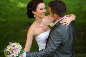 Wedding-Couple-Dance-Grass